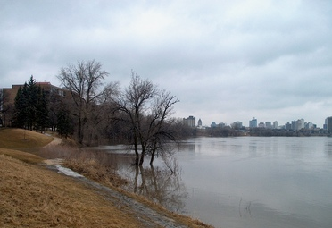 2009 Red River flood at Winnipeg9